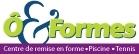 Logo O et Formes