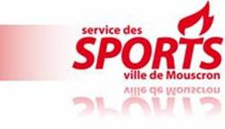 Logo Services de sports - Mouscron