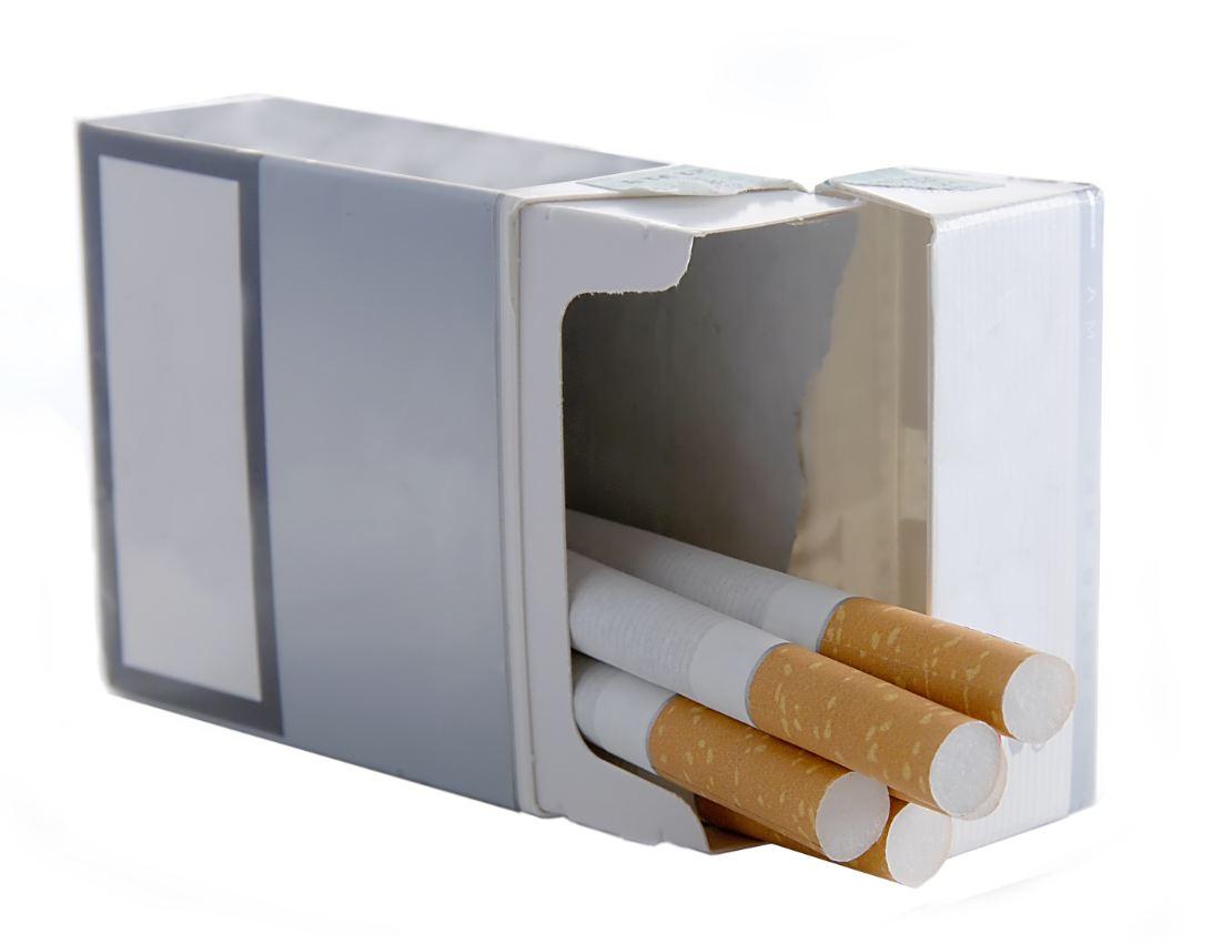 Les Belges favorables au paquet de cigarettes à l'emballage neutre