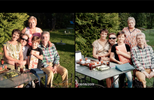 Etienne et sa famille - Making-Off