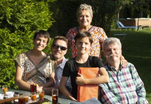 L'histoire d'Etienne et sa famille