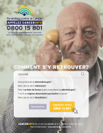 Affiche Cancerinfo '80'