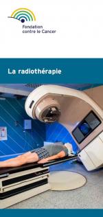Couverture brochure radiothérapie