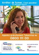 Affiche Tabacstop A3