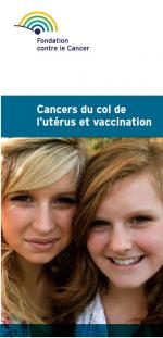 Cancer du col de l'utérus et vaccination