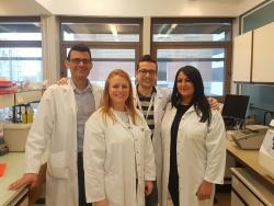Equipe du docteur Michail Ignatiadis