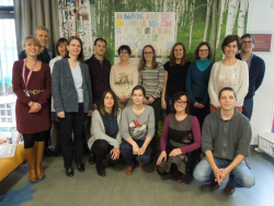 Equipe du professeur Barbara De Moerloose