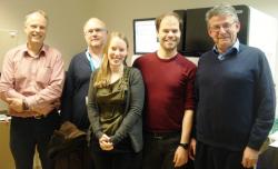 Equipe du Professeur Jan van Meerbeeck