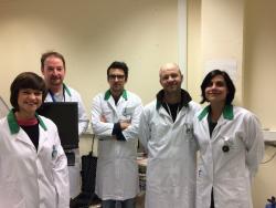Equipe du Professeur Matthias D'Huyvetter