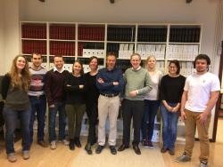 Equipe du Professeur Patrick Jacquemin