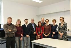 Equipes des Professeurs Kathleen Claes, Gert Matthijs & Jacques De Grève