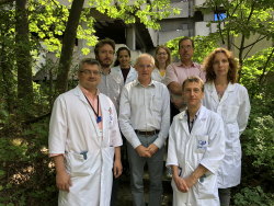 Team van Professor Jean Pascal Machiels