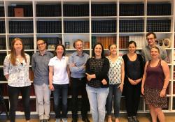 Team van Professor Jean-Baptiste Demoulin