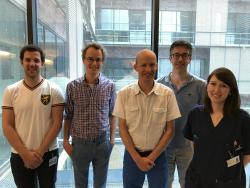 Team van professor Daan Dierickx