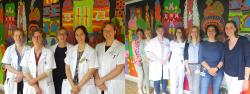 Teams van Professoren Anne Uyttebroeck, Catharina Dhooge, Marieke den Brinker, Jean De Schepper, Maelle De Ville, Claudine Heinricks, Caroline Piette & Nancy Van Damme