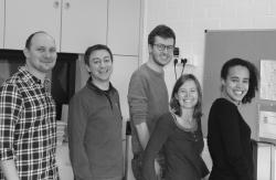 Team van professor Benjamin Beck