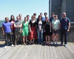 Team van professor Franck Dequiedt
