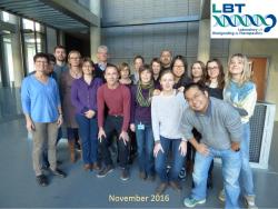 Team van Professor Mathieu Bollen