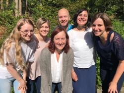 Team van Professor Vicky Caveliers