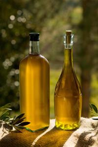 plantaardige olïe olijv