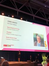 ESMO award