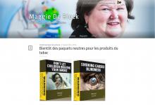 La ministre de la Santé, Maggie De Block, a réussi à imposer le paquet neutre.
