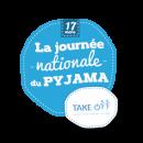 Jounrée du pyjama - logo