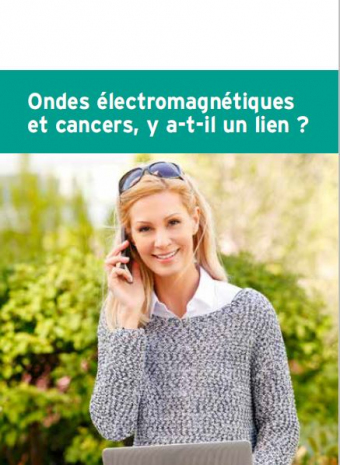 cover dépliant ondes électromagnétiques et cancers