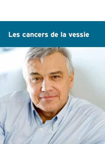 couverture brochure les cancers de la vessie