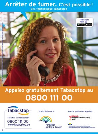Affiche A4 Tabacstop
