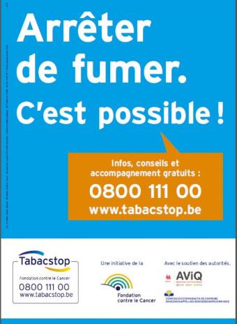 Affiche Tabacstop