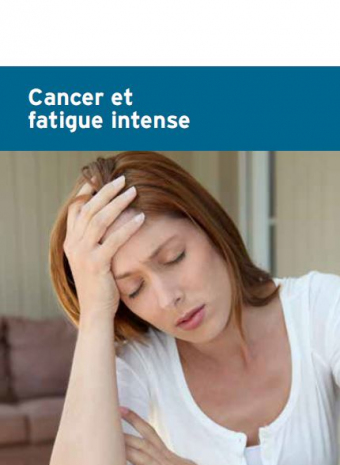Cancer et fatigue intense