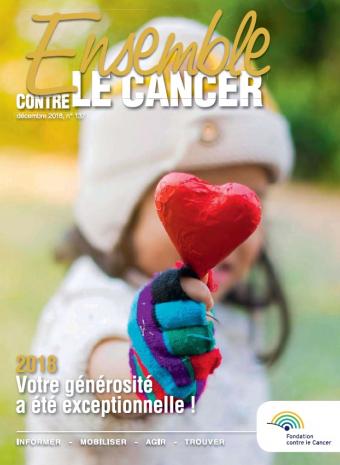 Ensemble contre le Cancer Décembre 2018