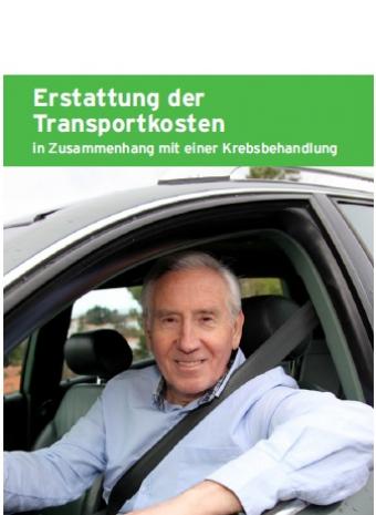 Erstattung der transportkosten