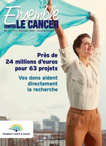 Actualité de la Fondation contre le Cancer