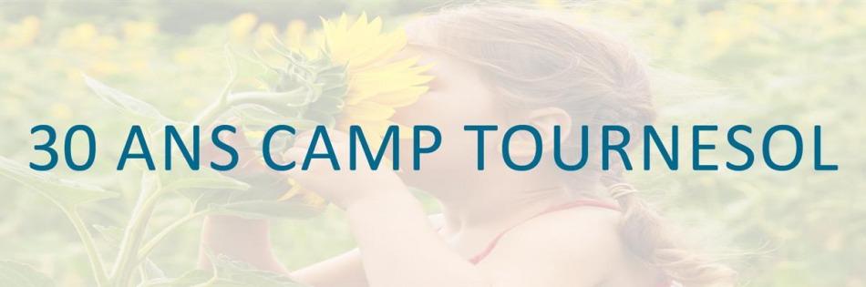 30 ans Camp Tournesol
