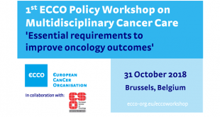 ECCO Policy Workshop Multidisciplinary Cancer Care