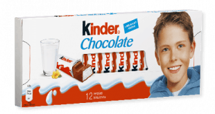 Kinder_chocolade