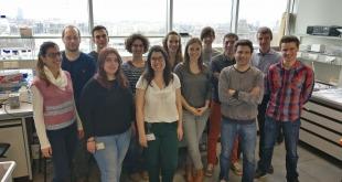 Equipe du Professeur Jo Van Ginderachter photo