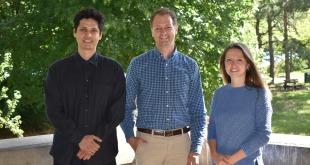 Team van professor Nick Van Gastel photo