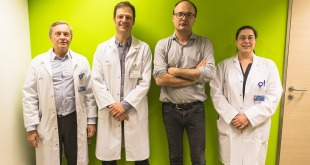 Teams van Professoren Olivier Detry, Géraldine Dahlqvist, Thierry Gustot, Hans Van Vlierberghe & Jacques Pirenne
