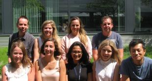 Team van professor Geert Van Loo