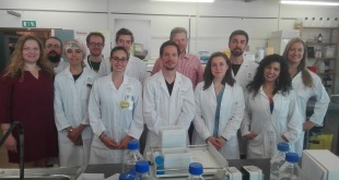 Team van Professor Pierre Sonveaux