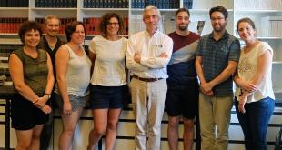 Team van Professor Pierre Coulie