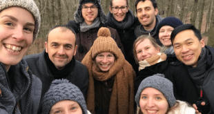 Team van professor Tom Taghon photo