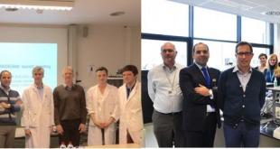 Equipe des professeurs Van Laethem, Borbath et Rolfo
