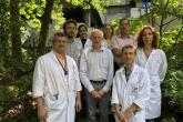 Team van Professor Jean Pascal Machiels