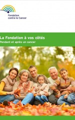 Cover 'La Fondation à vos côtés'