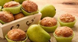 Cake au poires au gingembre