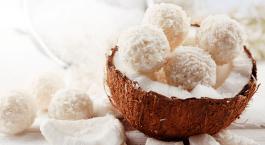 gateaux noix de coco